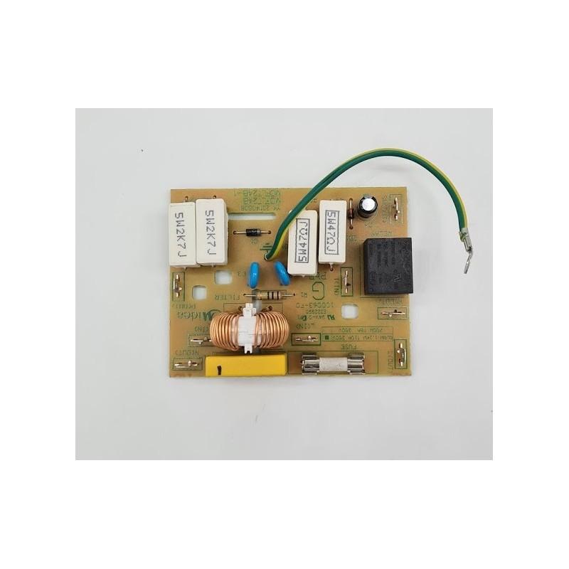 Carte filtre antiparasite 10A MDFLT24B-1   atoupièces