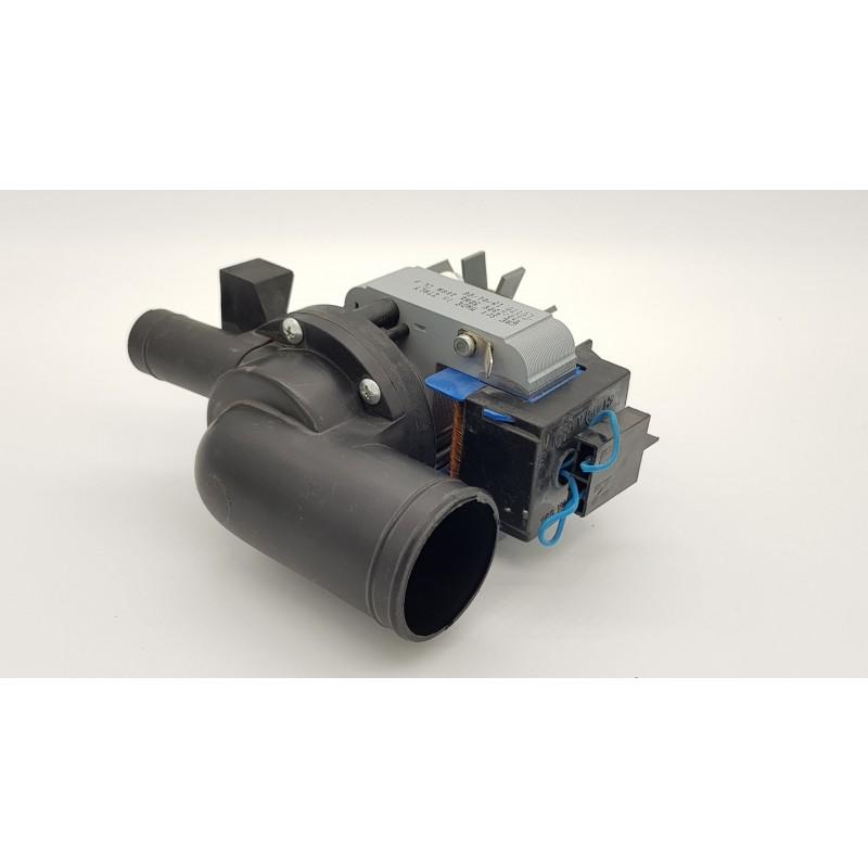 Pompe de vidange CASTOR G6-45800, 100W lave-linge  | Pièces détachées machine à laver Atoupièces