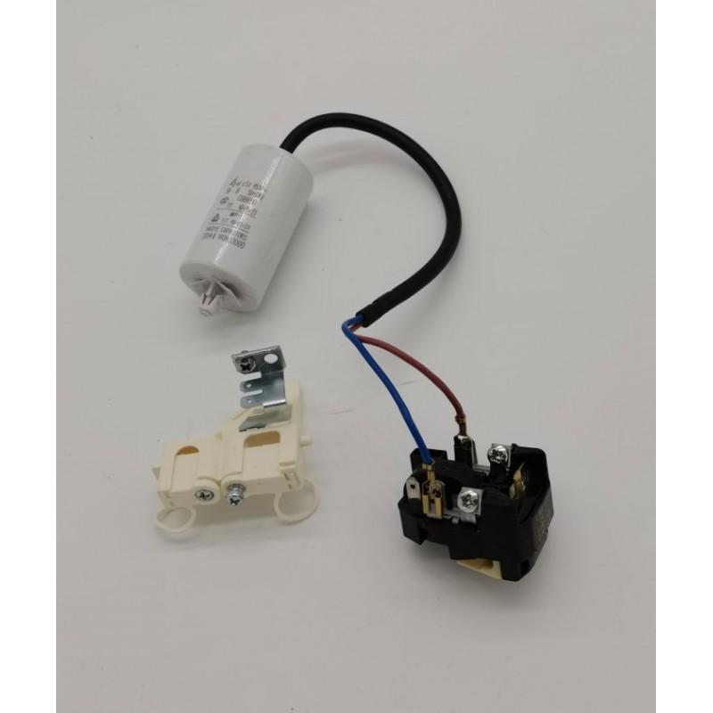 Relaie de réfrigérateur BEKO ATP5635410301 | atoupièces
